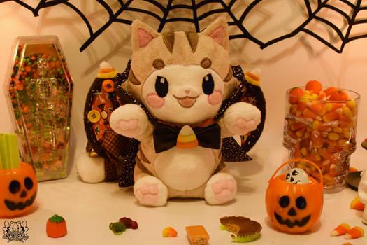 Halloween Shifty Plush