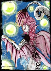 Nephir_character by DaneFallenBlackDrago