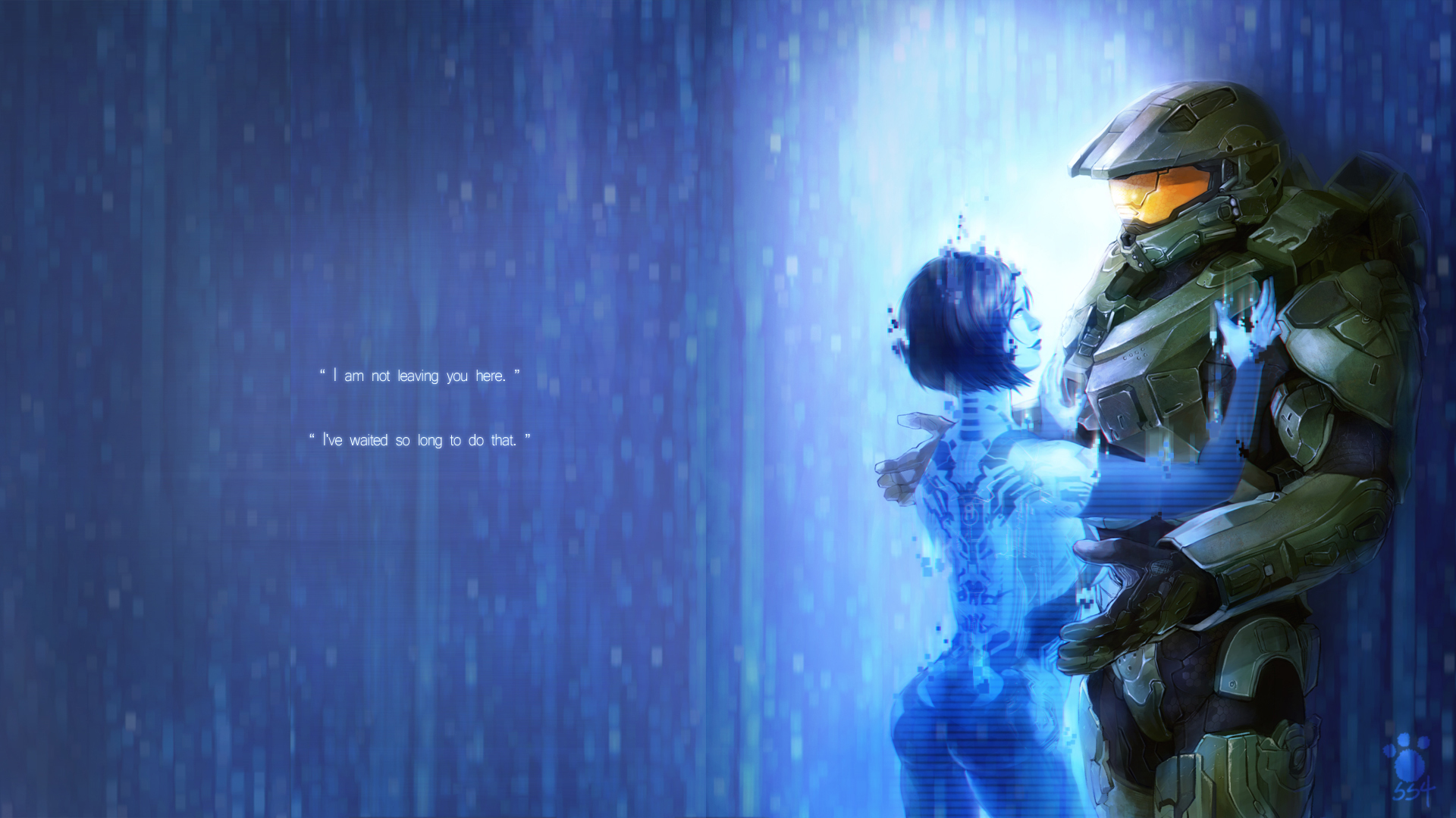 HALO 4 - I've waited so long to do that by lotushim554 on