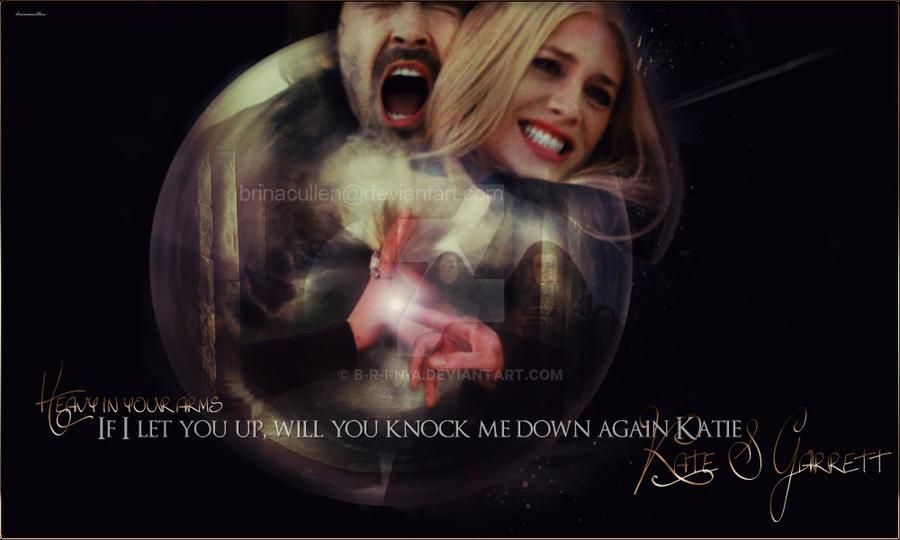Breaking Dawn: Kate and Garrett by b-r-i-n-a