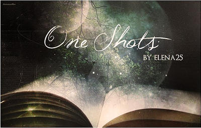 One Shot - Banner by b-r-i-n-a