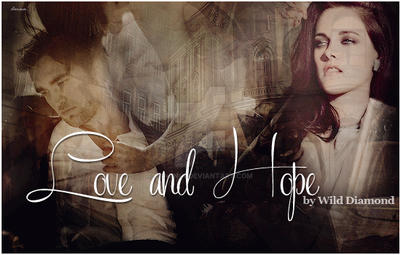 fanfiction: Love and Hope by b-r-i-n-a