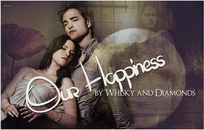 fanfiction: Our Happiness by b-r-i-n-a