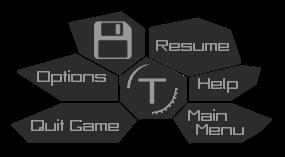 Thrive In-Game Menu Radial
