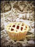 Apple Pie Cupcake