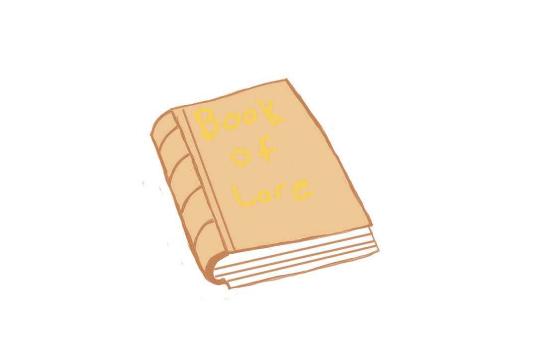 Book of Lore II by technoattic7