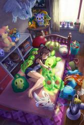 I Love Pokemon by YourPokemonRubby
