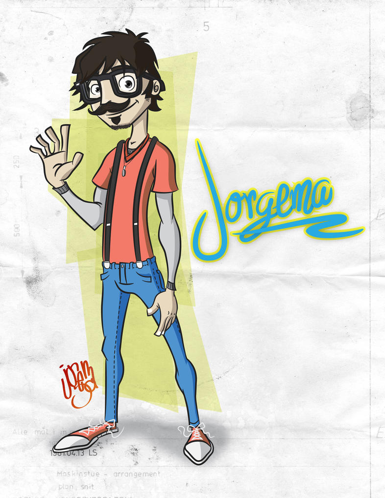 Jorgema (asi de simple y complicado) by jorgemadesign