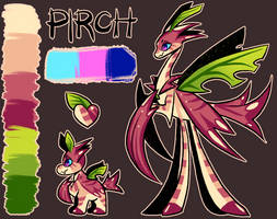 [Tes] Pirch but bigger by CalCinder