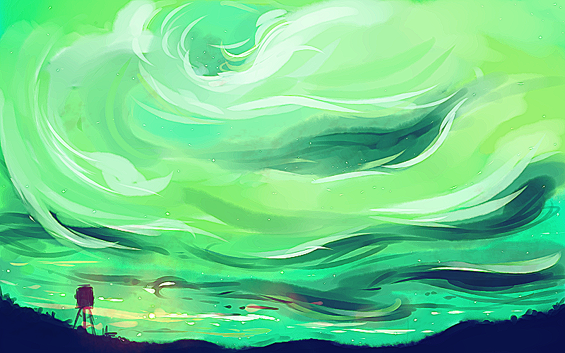 sky cream by shiiso-tikku