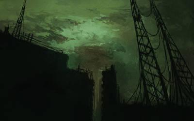 end of green by shiiso-tikku