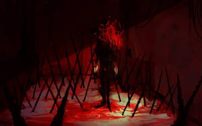 Pang of Madness by shiiso-tikku