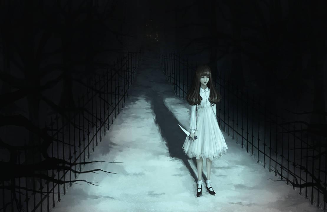 Her Name Is Dalila by shiiso-tikku