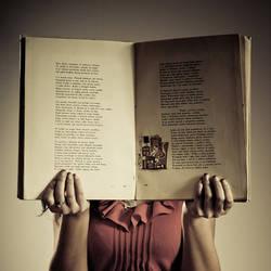 I'm an open book...