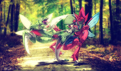 Unfair Fight by Namh