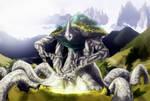 The Bringer - Earth Colossus