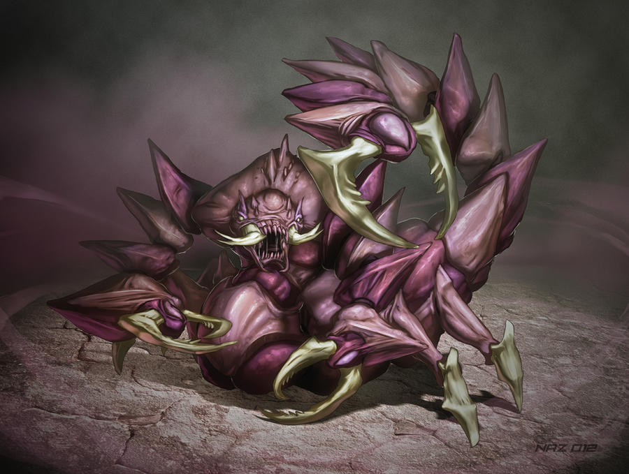 Drapion by Namh
