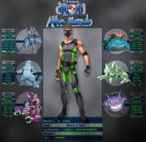 R-Zenik Elite Four by Namh