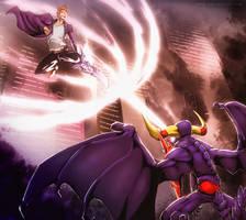 Demon Kick by Namh