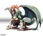 Dragon Ganondorf
