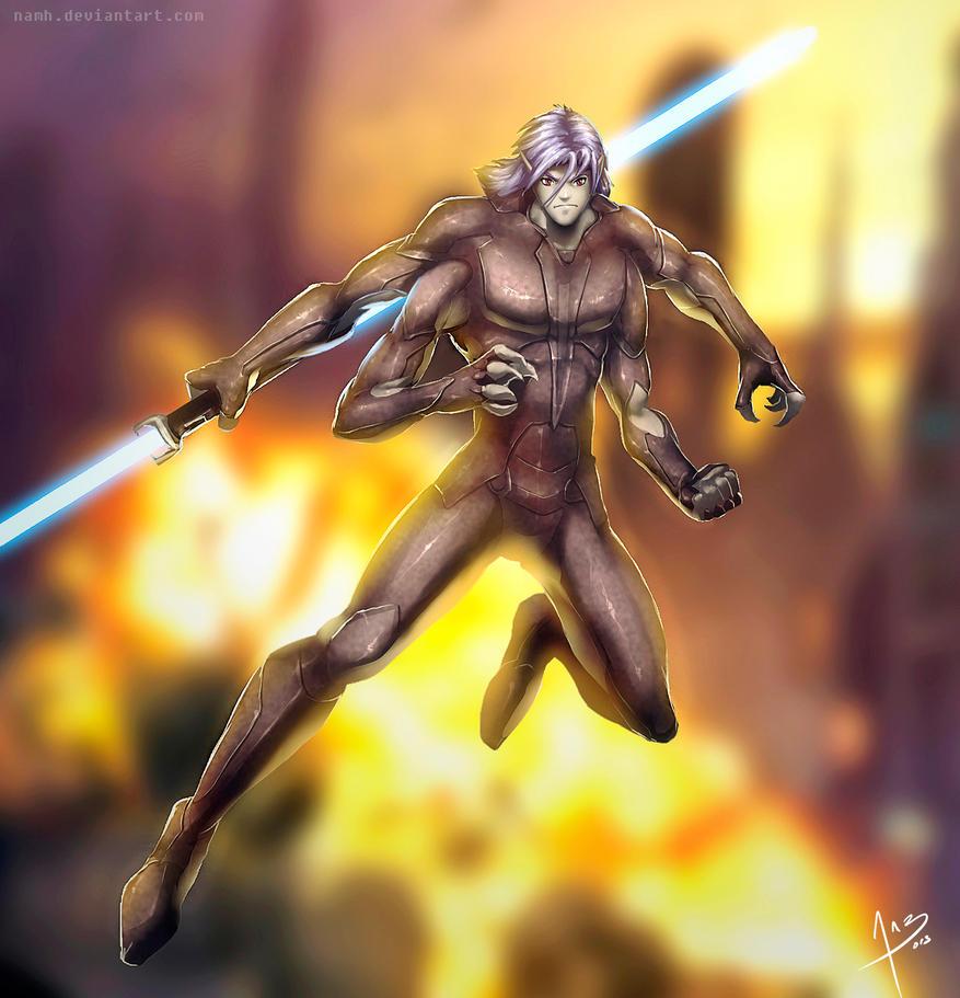 Jedi Knight Art