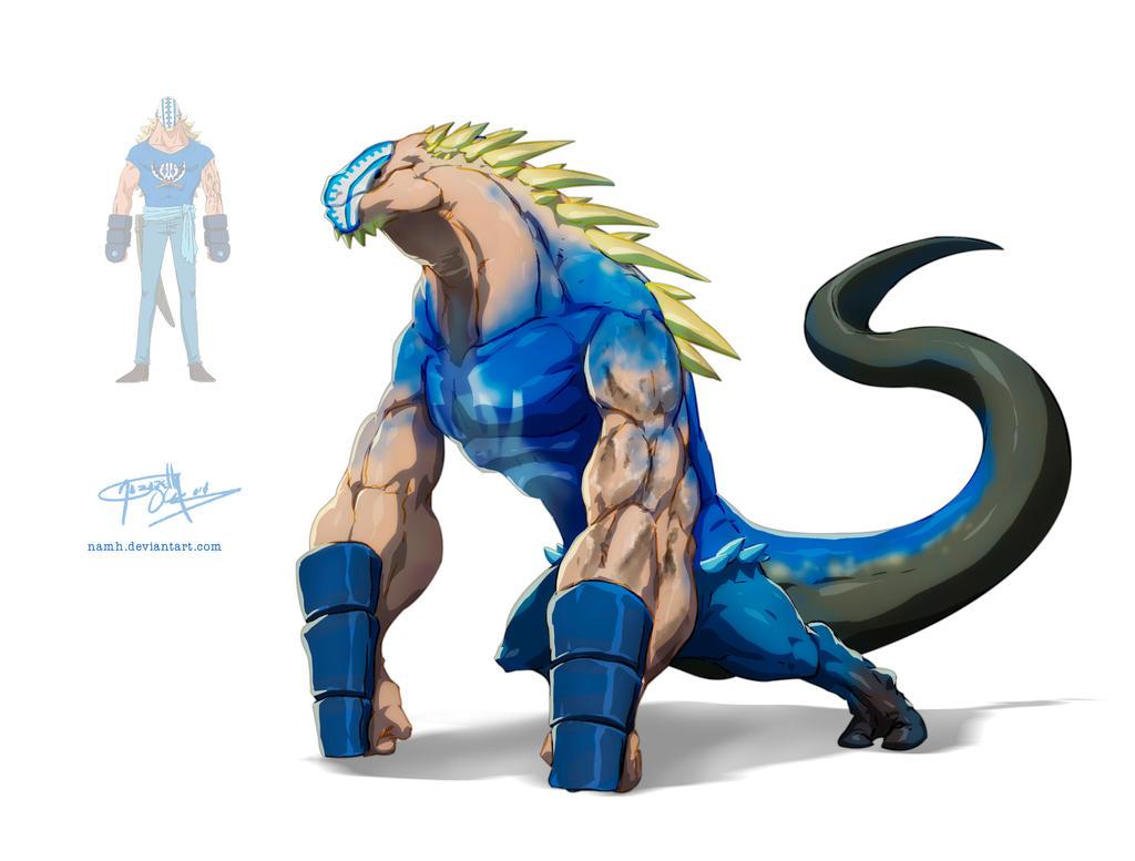 Dragon Killer by Namh