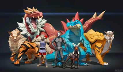 X Team (Commission)