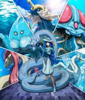 Crystal's Team (Commission)