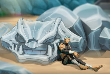 Lexx and Steelix (Commmission with video)