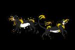.:Companion:. Howling Pingu Piper by Marandian-Design