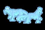 .:Companion:. Winter (Glass) Horn by Marandian-Design