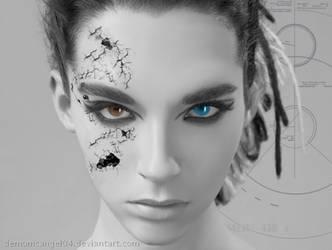 Humanoid: Bill's True form by demonicangel04