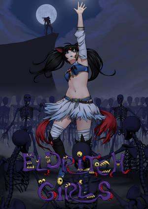 Eldritch Girls Celia Arc cover by LordWolx