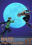 Jane, Moonlit Showdown cover by LordWolx