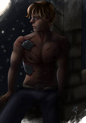 Curse of Strahd Campaign - Julius Scene by LordWolx