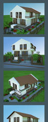 Small House by allexandru