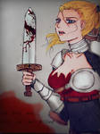 Archer in Rakion by sunyeuc