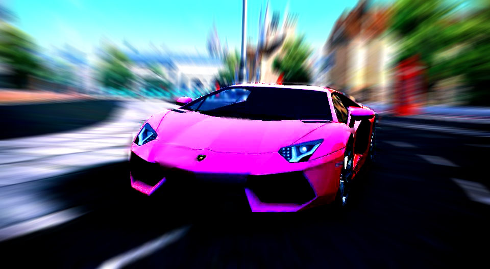 Purple Lamborghini Lurkin By Diosep323 On Deviantart
