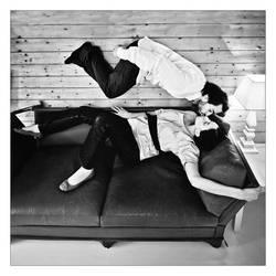 Amour dans l air by Sblourg