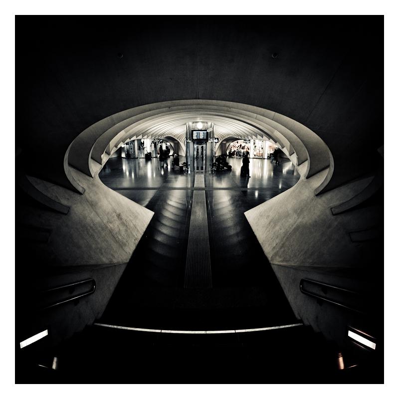 Skull Station by Sblourg