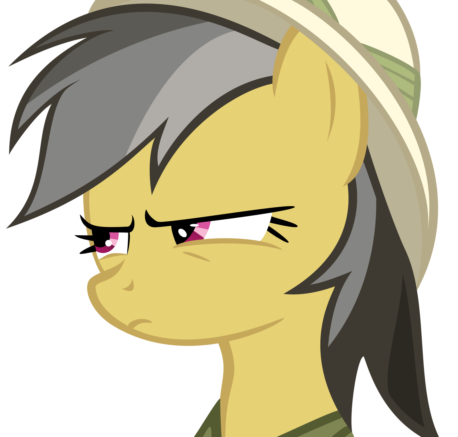 Daring Do isn't too sure... by RankWinner