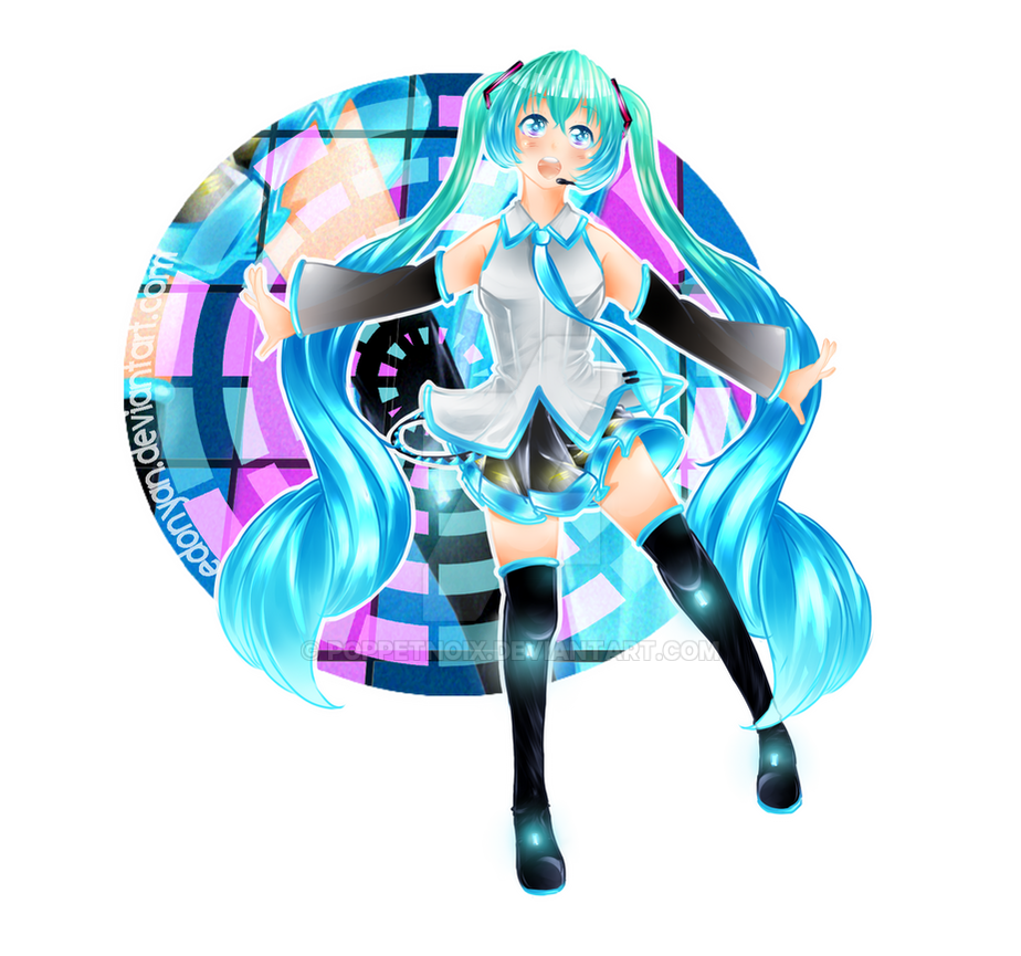 Happy Birthday Hatsune Miku! By EdoNyan On DeviantArt