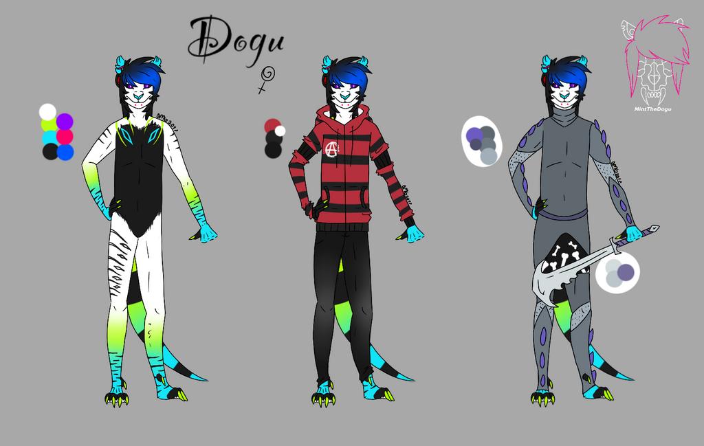 Dogu by MintTheDogu