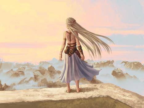 God of War - Sigyn