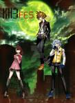 KH3Fes: KH2+Persona 3