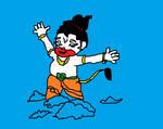 Hanuman Ji by ishabansalisha