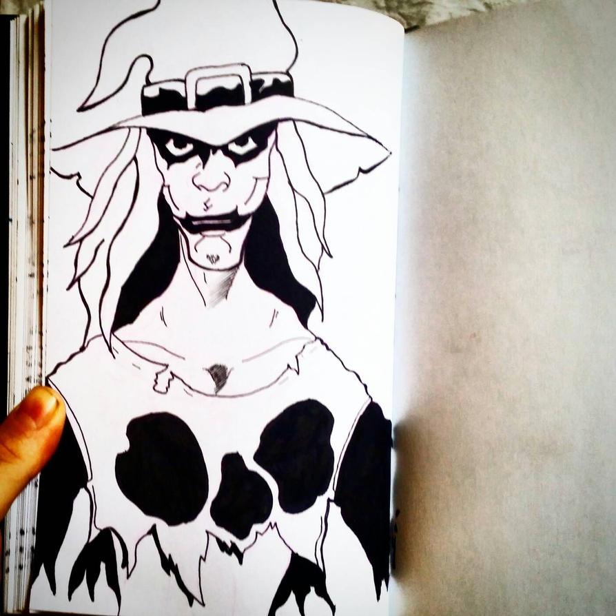 ghoul 2 by lyonbeats