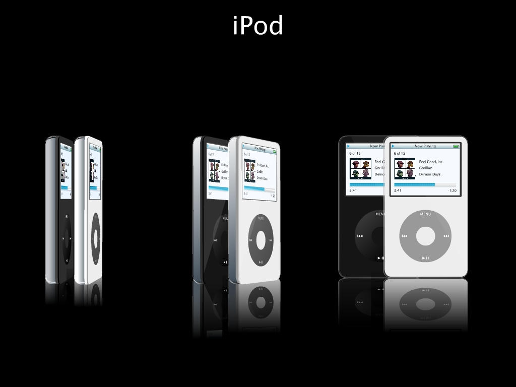 iPod by flashrevolution