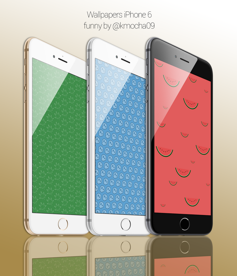 Wallpapers3  iPhone 6 by k-mocha