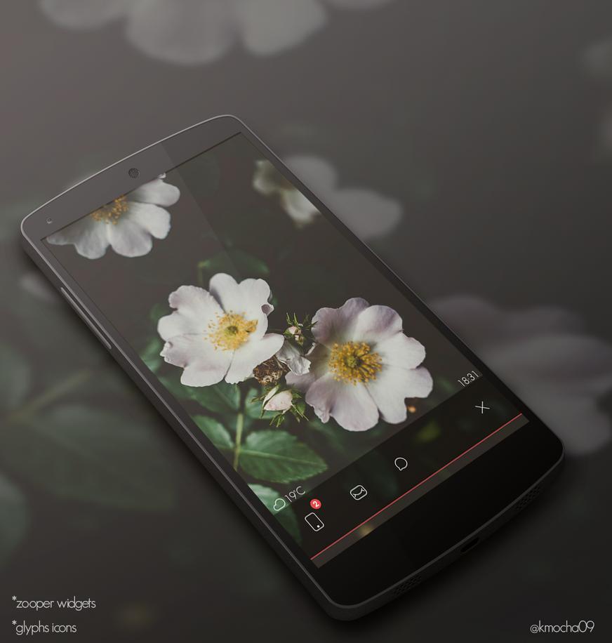 Flowers by k-mocha